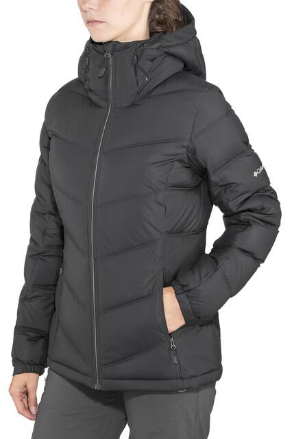 Columbia Pike Lake Hooded Jacket Women black